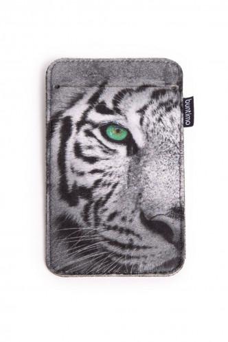 Abbildung zu Smartphone Etui - Tiger (ED39) der Marke Buntimo aus der Serie Designertaschen