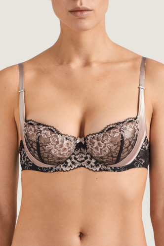 Abbildung zu Halbschalen-BH (MD14) der Marke Aubade aus der Serie Femme Glamour
