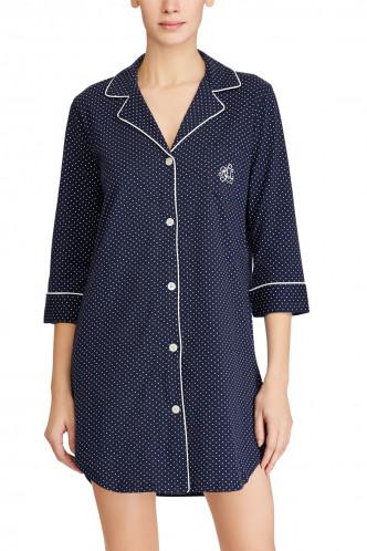 Abbildung zu Notch Collar Sleepshirt (I813702) der Marke Lauren Ralph Lauren aus der Serie Knits Nightwear