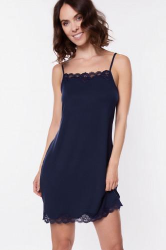 Abbildung zu Wohlfühlnachthemd schmale Träger (ENA1406) der Marke Antigel aus der Serie Simply Perfect Loungewear