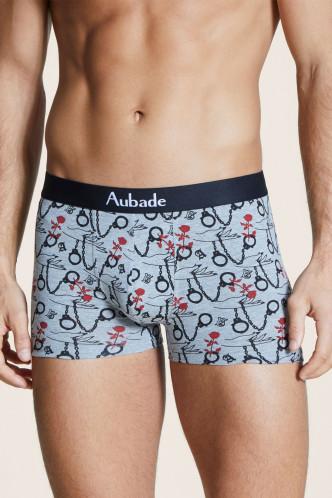 Abbildung zu Boxer Handcuffs (XB78T) der Marke Aubade aus der Serie Aubade Men