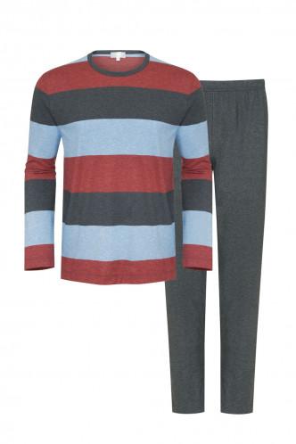 Abbildung zu Pyjama lang Forres (73480) der Marke Mey Herrenwäsche aus der Serie Night Fashion