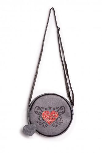 Abbildung zu Umhängetasche Twist - Heart (FTT21) der Marke Buntimo aus der Serie Designertaschen