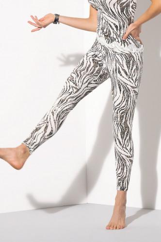 Abbildung zu Leggings (ELG3798) der Marke Antigel aus der Serie Zebre Rebelle