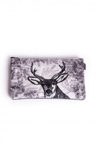Abbildung zu Kosmetiktasche Pocket - Deer (KP31) der Marke Buntimo aus der Serie Designertaschen