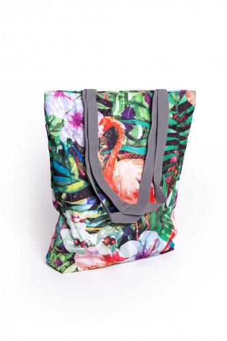 Abbildung zu Shopper Sunny - Jungle (SU05) der Marke Buntimo aus der Serie Designertaschen