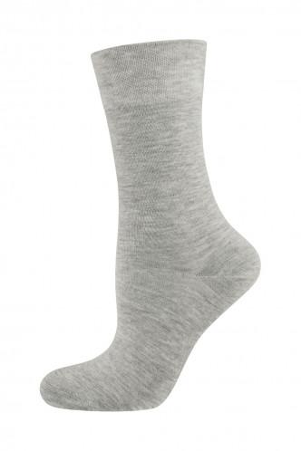 Abbildung zu Bio Baumwolle Sensitive Socken (951301) der Marke Elbeo aus der Serie Strick