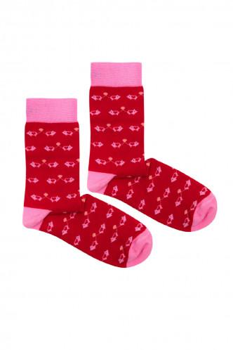Abbildung zu Kabak Socken Love (SK50) der Marke Buntimo aus der Serie Socken