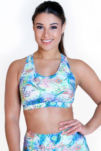 Abbildung zu Top Jolly - flory (FN1278) der Marke Calao aus der Serie Fitness Fashion