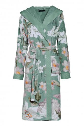 Abbildung zu Perri Rosalee Bathrobe (404026-300) der Marke ESSENZA aus der Serie Kimono & Mäntel