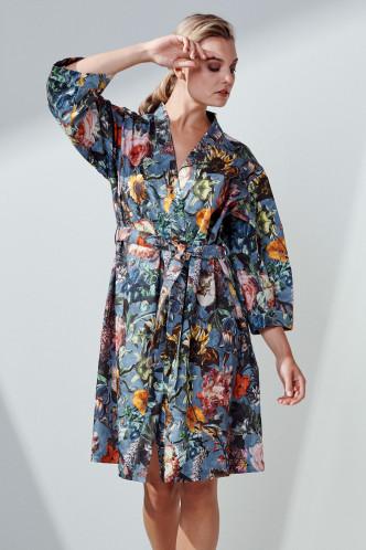 Abbildung zu Sarai Famke Kimono (401665-367) der Marke ESSENZA aus der Serie Kimono & Mäntel
