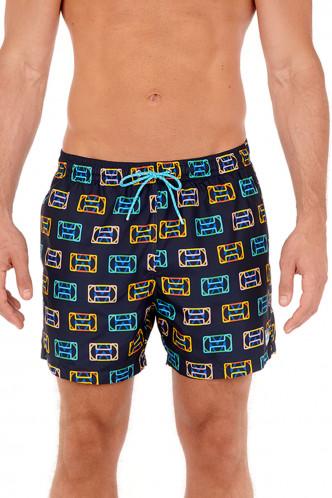 Abbildung zu Beach Boxer Leon (402063) der Marke HOM aus der Serie Beachwear Fashion