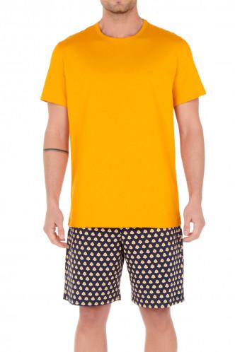Abbildung zu Pyjama kurz Grimaud (402258) der Marke HOM aus der Serie Loungewear Fashion