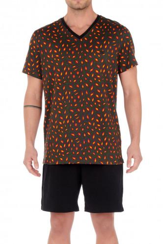 Abbildung zu Pyjama kurz Esterel (402262) der Marke HOM aus der Serie Loungewear Fashion