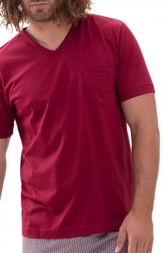 Abbildung zu Pyjama kurz Hanko (33014) der Marke Mey Herrenwäsche aus der Serie Night Fashion