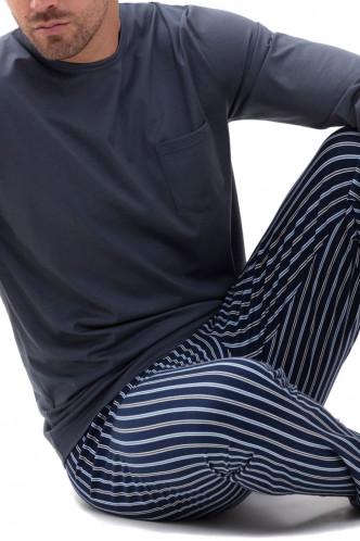 Abbildung zu Pyjama lang (34019) der Marke Mey Herrenwäsche aus der Serie Serie Portimo