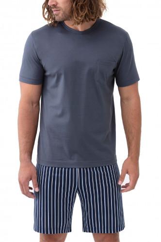 Abbildung zu Pyjama kurz (33018) der Marke Mey Herrenwäsche aus der Serie Serie Portimo