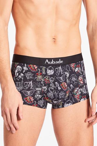Abbildung zu Trunk Black Art (XB79T) der Marke Aubade aus der Serie Aubade Men