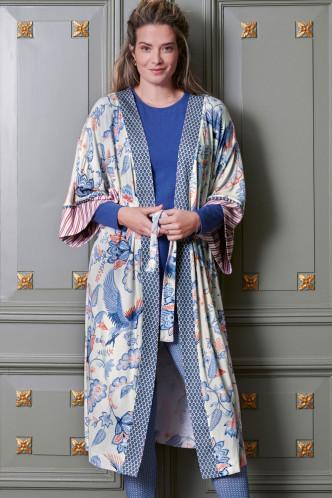 Abbildung zu Noelle Royal Birds Kimono (51510258-263) der Marke Pip Studio aus der Serie Nightwear 2021-2