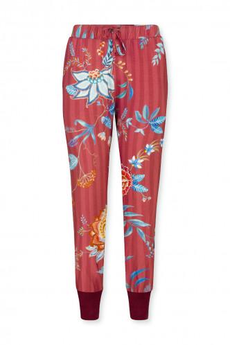 Abbildung zu Bobien Flower Festival Trousers Long (51500379-384) der Marke Pip Studio aus der Serie Loungewear 2021-2