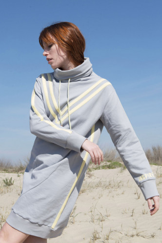 Abbildung zu Sweatkleid Sporty Chic (I0344) der Marke Maison Lejaby aus der Serie Inspire