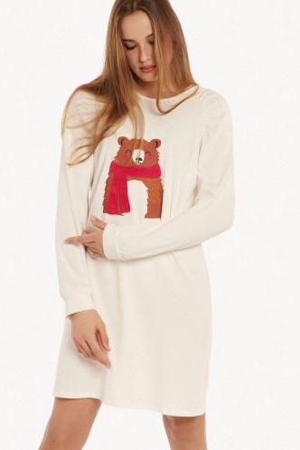 Abbildung zu Nachthemd langarm (63440) der Marke Cheek aus der Serie Wonderland