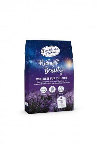 Abbildung zu Geschenkset Midnight Beauty (14301-0000) der Marke Dresdner Essenz aus der Serie Verwöhnzeit