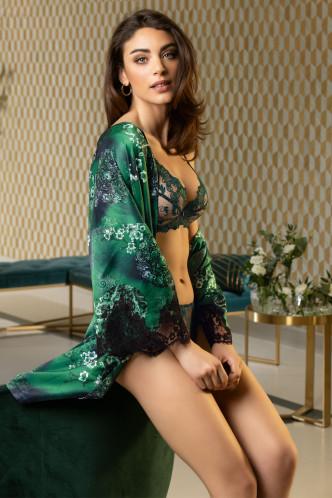 Abbildung zu Kimono kurz (ALC2288) der Marke Lise Charmel aus der Serie Dressing Floral