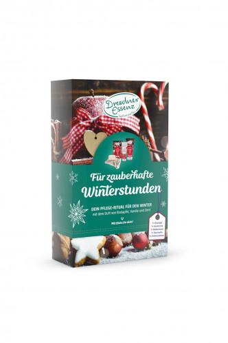 Abbildung zu Geschenkset Für zauberhafte Winterstunden (14115-0000) der Marke Dresdner Essenz aus der Serie Verwöhnzeit