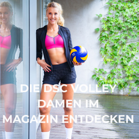 Magazin DSC Volleyball