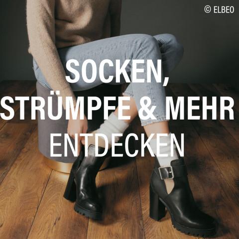Socken, Strümpfe und mehr