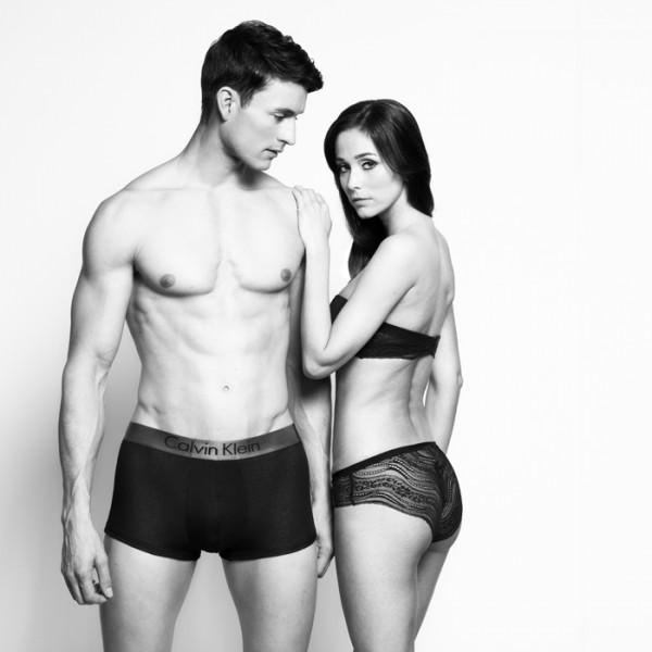 Gemeinsames Fotoshooting unserer Models Thomas und Jessika