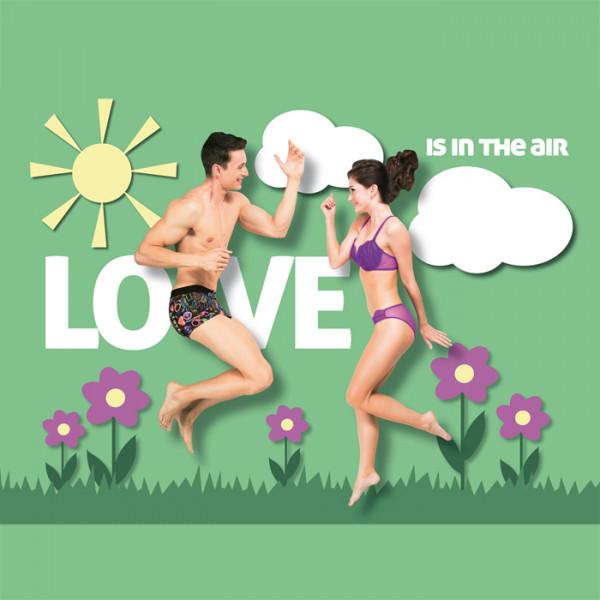 Kampagne Mai Frühlingsgefühle