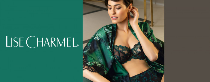 Dressing Floral von Lise Charmel