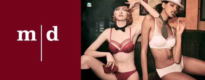 Dame de Paris red von Marlies Dekkers