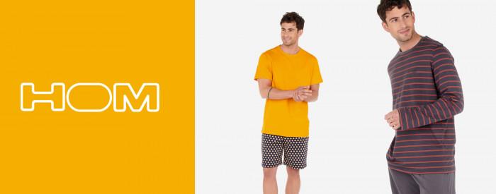 Loungewear Fashion von HOM