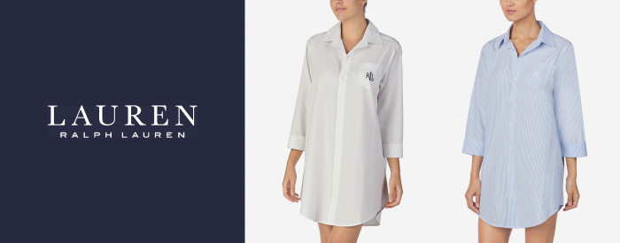 Wovens Nightwear von Lauren Ralph Lauren