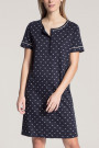 Calida Night Lovers Sleepshirt kurzarm