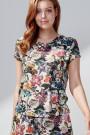ESSENZALoungewear 2021Saona Famke Top Short Sleeve