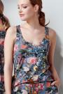 ESSENZALoungewear 2021Shelby Famke Top Sleeveless