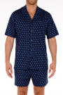 HOMSleepwear 2021-1Pyjama kurz Frioul