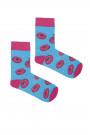 BuntimoSockenKabak Socken Donut Blau