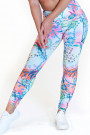 Calao Fitness Fashion Leggings high waist - liberty