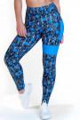 CalaoFitness FashionLeggings high waist - dots