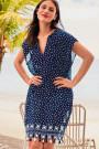 Rosa FaiaBlue DotsKleid Divar Dress