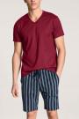 CalidaRelaxPyjama kurz Casual Cotton