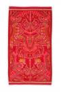 Pip StudioAccessoiresSunrise Palm Beach Towel red