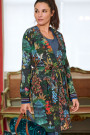 Pip StudioNightwear 2021-2Ninny Pip Garden Kimono