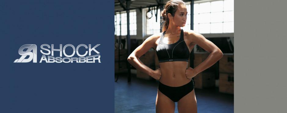 Sport-BHs von Shock Absorber