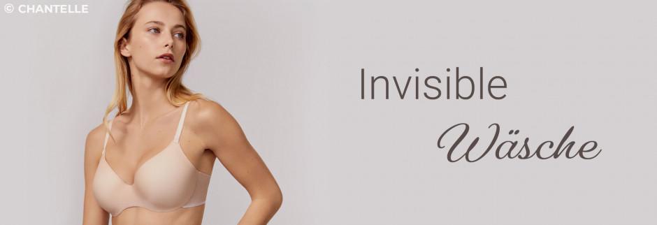 Invisible Wäsche